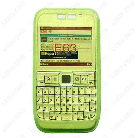Casing Nokia E63 nokia tpu cell phone