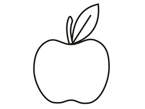 apple color printable apple coloring pages coloring me