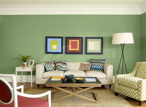 72 gute interieur ideen gr 252 ne wandfarbe