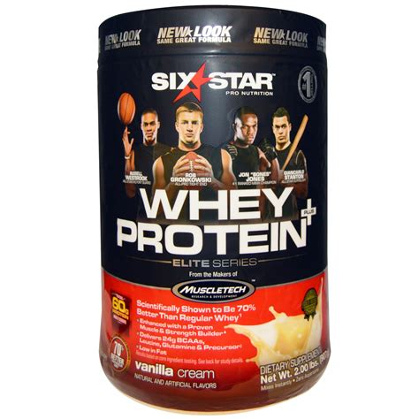 Muscletech Whey Protein Muscletech Six Pro Nutrition Whey Protein Elite