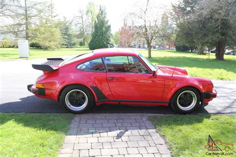 porsche turbo classic 1980 porsche 911 turbo classic car