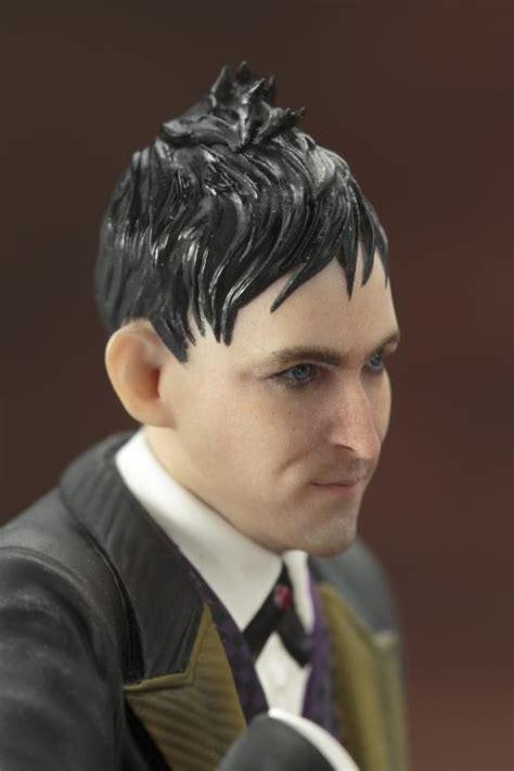 oswald cobblepot haircut gotham artfx oswald quot penguin quot cobblepot statue