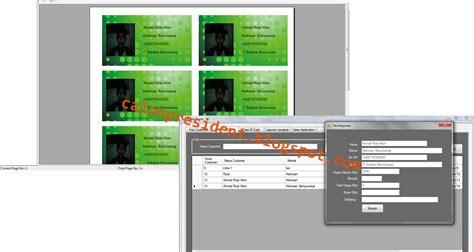aplikasi desain kartu nama gratis contoh aplikasi c aplikasi kartu nama contoh