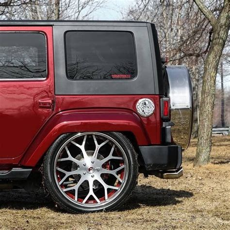 jeep wrangler lowered 22 best images about rims on pinterest 22 rims cars and