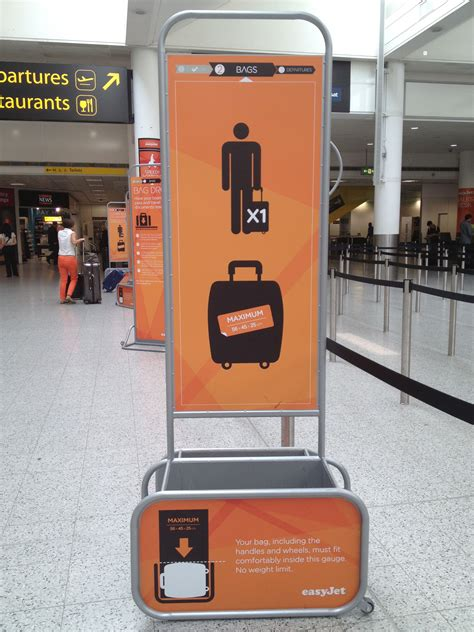 easyjet cabin bag allowance carry on luggage limit all discount luggage