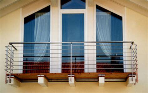 Außengeländer Edelstahl Preise by Balkone Aus Stahl Preise Stahl Balkone Weber Metallbau Gmbh