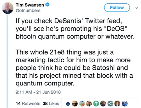 bitcoin quantum computing why is everyone talking about the bitcoin genesis block