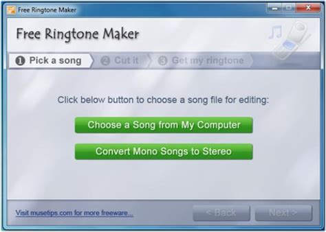 best mp3 cutter for pc free download free ringtone maker software download for windows