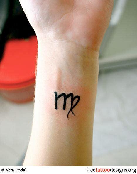scorpio zodiac tattoo on wrist scorpio symbol tattoo on wrist tattoo pinterest