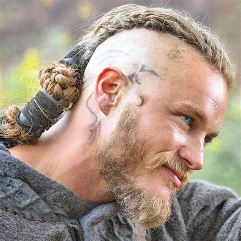 how did they do ragnar lothbroks hair style ragnar lothbrok hairstyle
