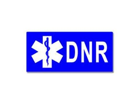 The Seriously Profound Blog: DNR: Do Not Resuscitate