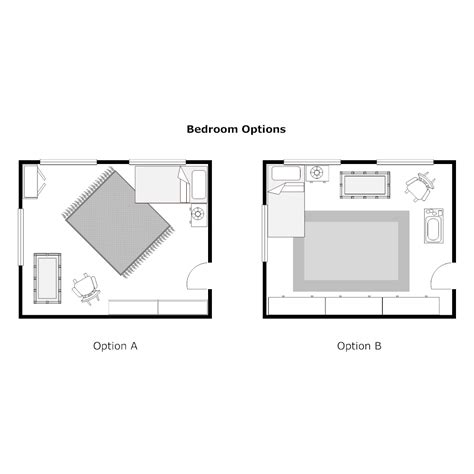 schlafzimmer planen bedroom plan