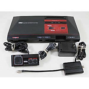 master console sega master system console for sale