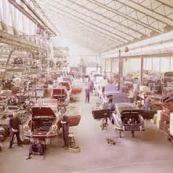 Porsche Stuttgart Factory Porsche 911 Factory Silodrome