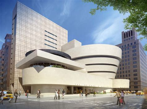 list of famous architects decorating guggenheim museum new york architect famous
