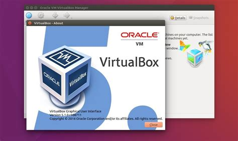 setup ubuntu web server virtualbox virtualbox 5 1 released how to install in ubuntu 16 04