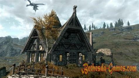 how do you buy a house on skyrim the elder scrolls skyrim