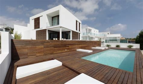 modern zen house design in madrid spain modern house the square house by modo architecture design contemporist