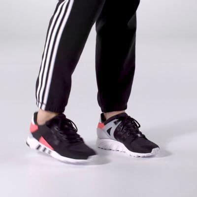 Adidas Original Eqt 93 Support Rf Primeknit Bnib adidas eqt support rf shoes black adidas uk