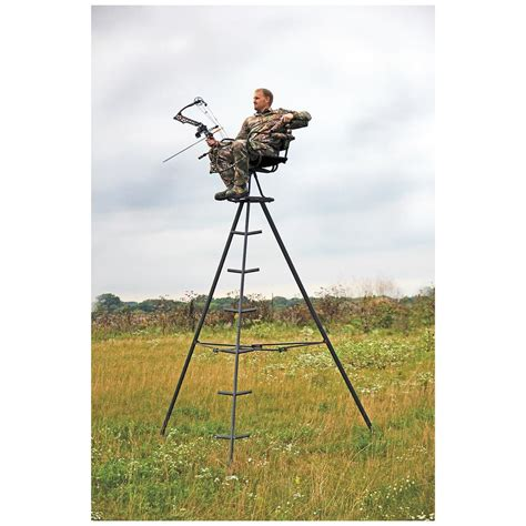 Tripod Stand x stand express 13 portable tripod deer stand 663964