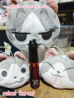 Harga Tony Moly Di Etude natnat the cat review tony moly cat chu tint 3