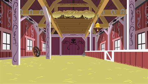 apple family barn interior version by bobthelurker on deviantart