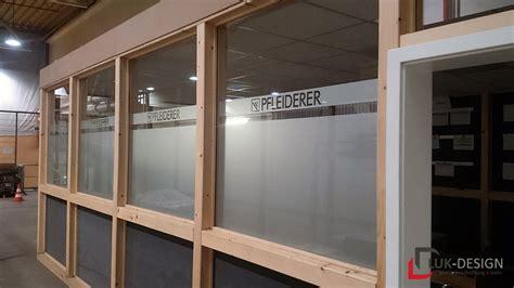 Folienbeschriftung Teltow by Fensterfolierung F 252 R Die Pfleiderer Gmbh Luk Design Ug