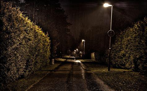 imágenes feliz noche lluviosa excelente tipo desconsolado de naturaleza urbana