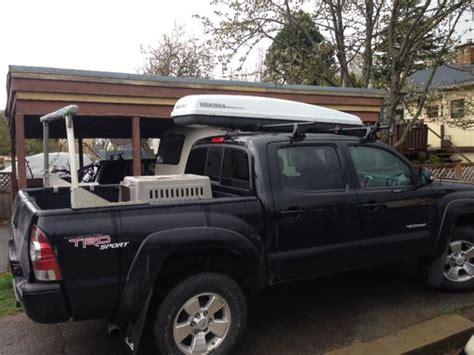 Tacoma Back Rack by Toyota Tacoma Rear Rack City