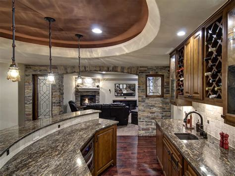 quick home bar design ideas basement finishing design finished basement company