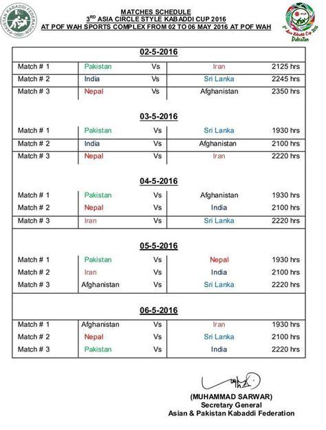 india vs pakistan kabaddi asia kabaddi cup live pakistan vs india