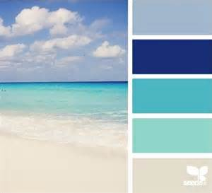 beachy colors 25 best ideas about color on