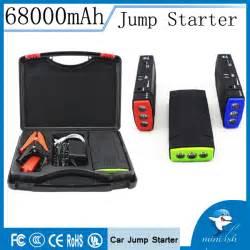 Best Auto Battery Booster Aliexpress Buy Mini Portable 68000mah Car Battery