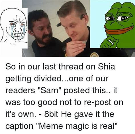 getting sectioned 25 best memes about magic is real magic is real memes