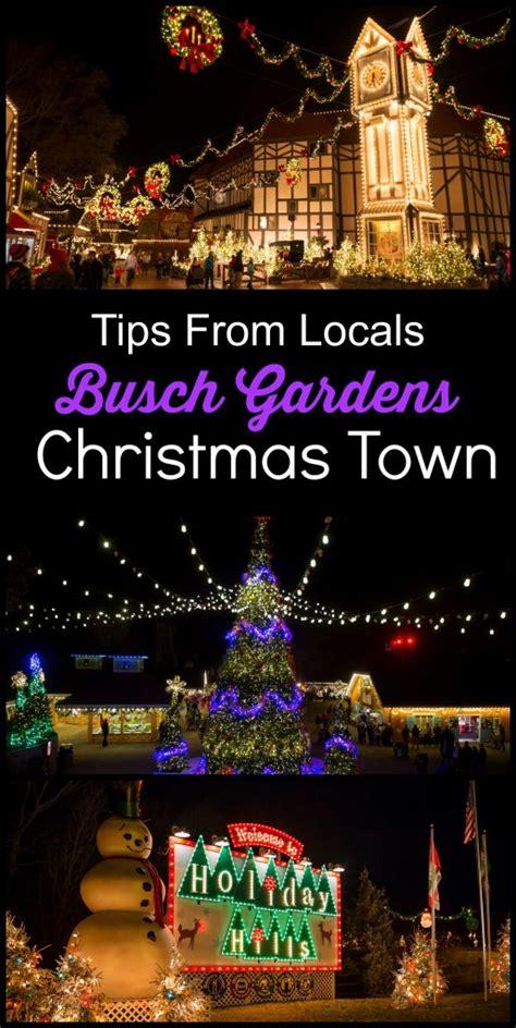 Busch Gardens Town Coupons by Busch Gardens Town