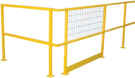 Safety Handrails steel square safety handrails