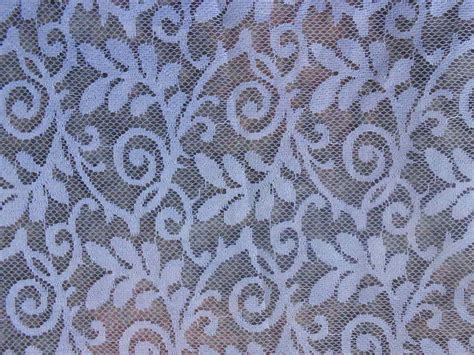 lace drapery fabric net curtain fabric white lace detail netting ebay