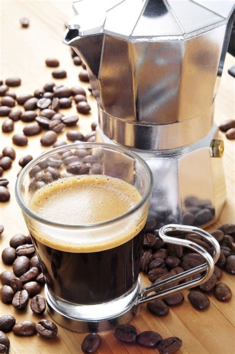Espresso Coffee Teko Kopi Akebonno Moka Pot Elektik Stainless 4 Cup moka pot alat pembuat espresso sajian sempurna para penikmat kopi tokoonline88