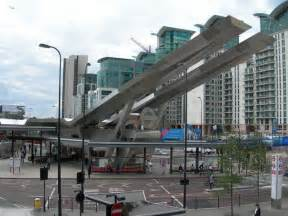 Vauxhall Rail Station Images