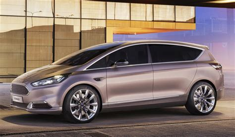2019 Ford S Max by 2019 Ford S Max Vignale Concept Car Photos Catalog 2019