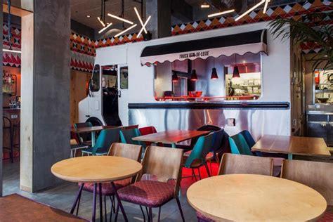 food truck inspired restaurants truck de luxe