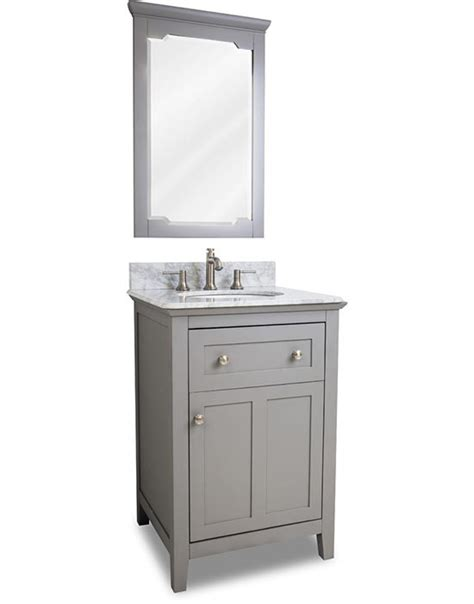 bathroom vanity 24 inch hardware resources chatham shaker single 24 inch