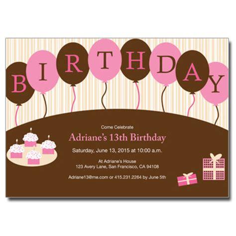 girl birthday invitationsgirls birthday party invitations