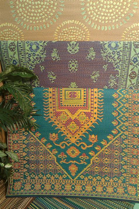 Recycled Plastic Outdoor Rug Mad Mats Outdoor Carpets From Recycled Plastics By Mariachi Imports Inc Rug News Anddesign