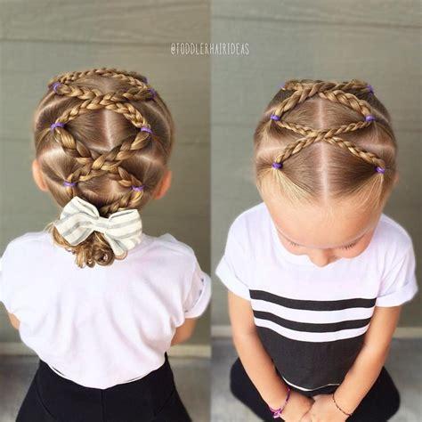 Toddler Braids Hairstyles by 25 Best White Braids Ideas On White
