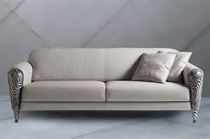 Sofa Leather Colors Versace Home Salone Del Mobile Spy News Magazine