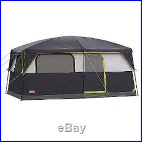 Coleman Prairie Cabin Tent by Tag 187 9 Person 171 Small Cing Tents