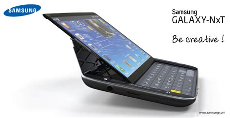 New Phablet Phones | news you can use samsung galaxy nxt phablet concept