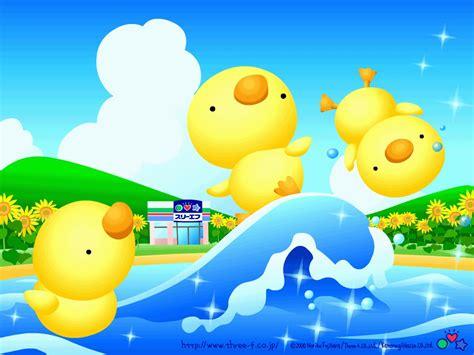 spring desktop wallpaper funny cartoon