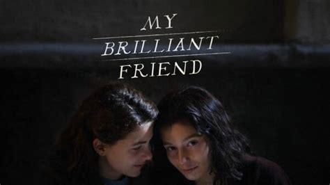 "My Brilliant Friend: Season 1/ Episode 3 ""Le Metamorfosi ... Girls Hbo Title Card"